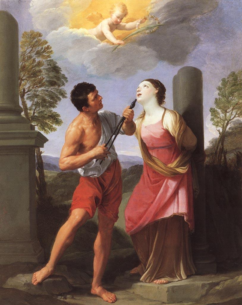 Martirio di Santa Apollonia