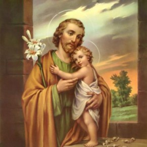 Immagine iconografica di San Giuseppe