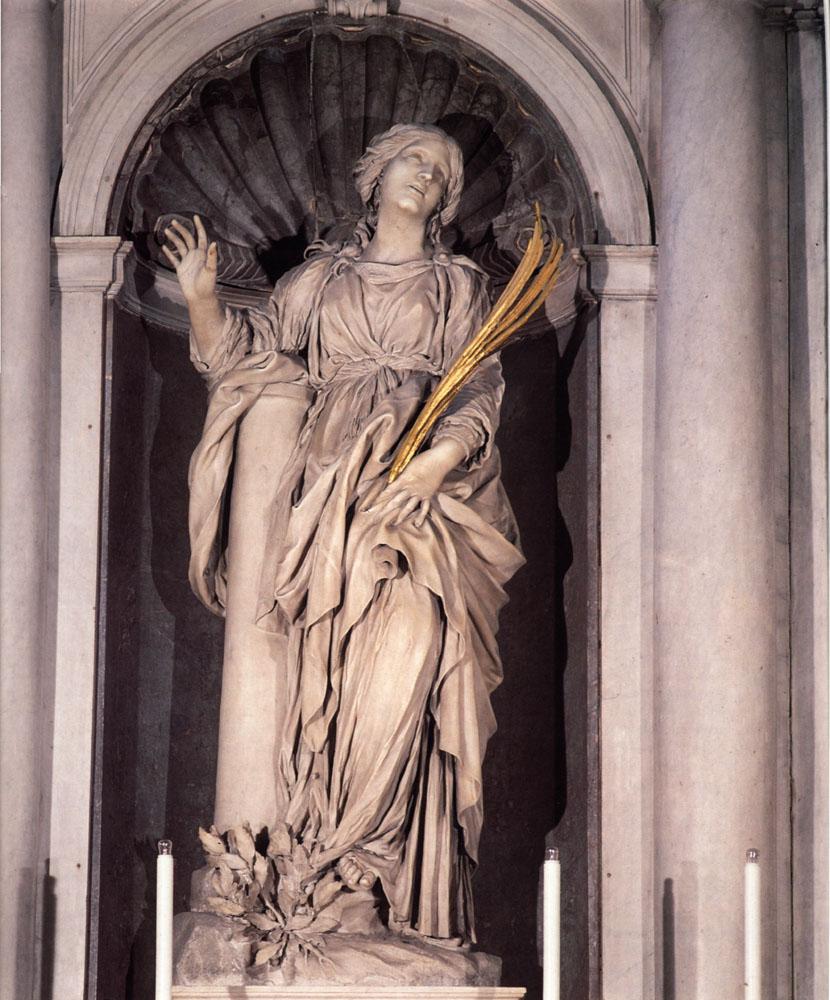 Santa Bibiana,  Gian Lorenzo Bernini (1598 - 1680)