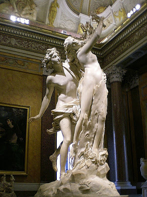Apollo e Dafne (1622 - 1625), Bernini
