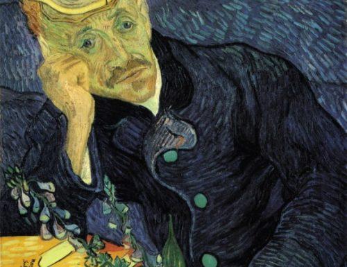 Ritratto del dottor Gachet – Portrait of doctor Gachet – Vincent van Gogh