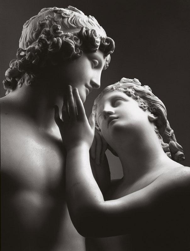 Venere e Adone, 1794; Antonio Canova (1757-1822)