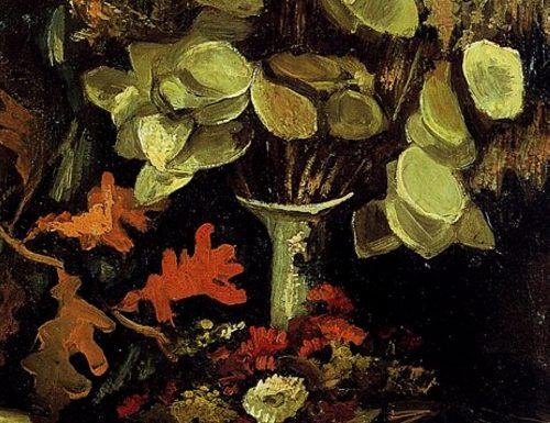 Vaso con lunaria – Vase with Honesty – Vincent van Gogh