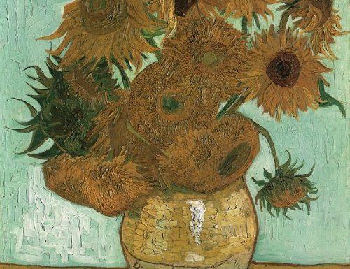 Natura morta: vaso con dodici girasoli – Vincent van Gogh