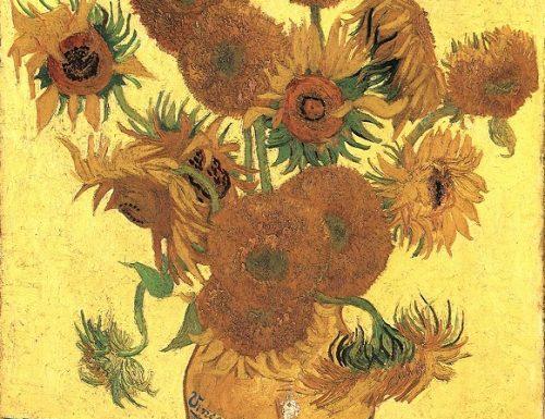 Natura morta: vaso con quindici girasoli – Vincent van Gogh