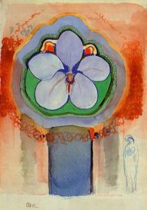 strange orchid