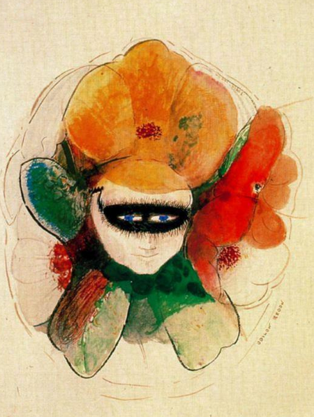 The masked Anemone