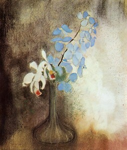 Orchidee (orchids) 1912