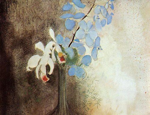 Orchidee Odilon Redon