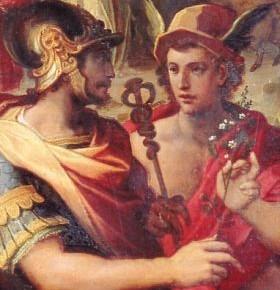 Ermes e Ulisse