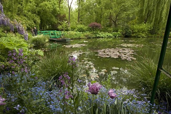 Giardino di Claude Monet, Giverny