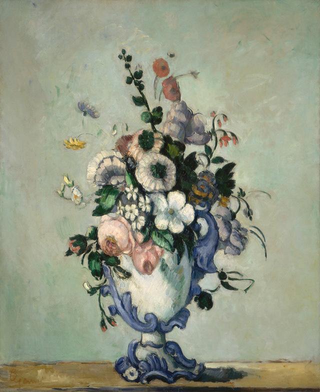 Fiori Paul Cézanne