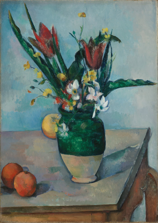 Tulipani Paul Cézanne