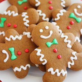 Gingerbread man - Omino di pan di zenzero