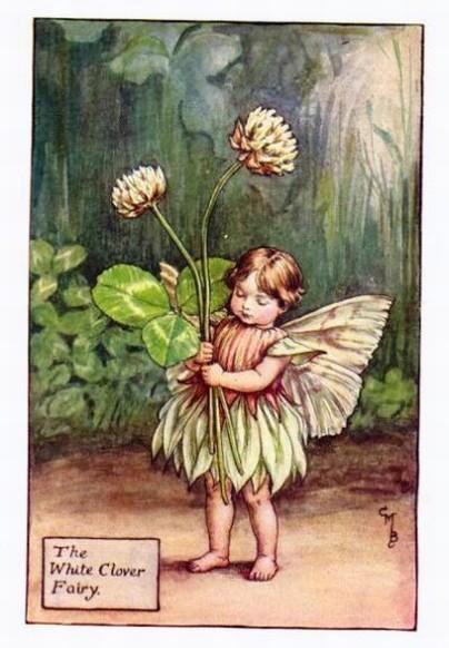 Fate dei fiori: Fata del trifoglio