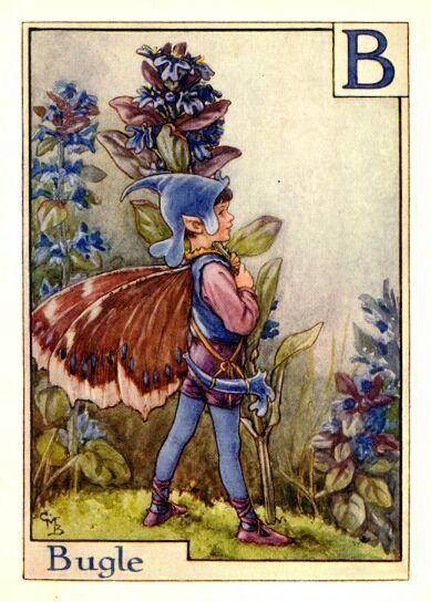 Fate dei fiori: Fata della Bugola