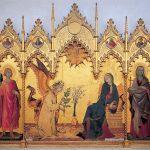 Annunciazione di Simone Martini e Lippo Memmi
